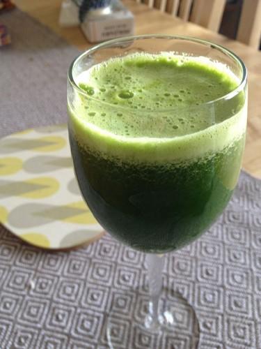 grön-drink