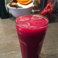 Dag 1 med juice