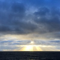 Stormigt på Östersjön