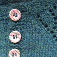 Maille Sweater är klar till litet kusinbarn