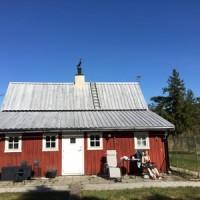 Stickhelg på Gotland