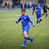 Full fart, lördag och fotboll