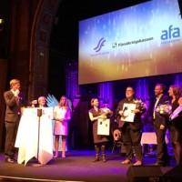 Hurra vi vann – årets innovation i försäkringsbranschen