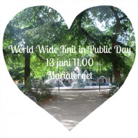 WWKIP – World Wide Knit In Public Day