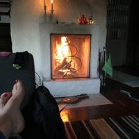 Värmen får man göra själv