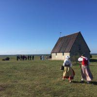 Bröllop i Kovik och brudvisning
