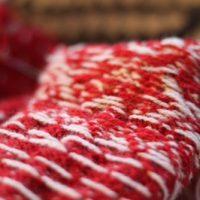 Julröda koftan går framåt