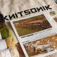 Anmäld till #knitsonikmittsalong