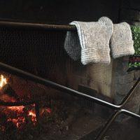 Ull värmer – även om det blir blött
